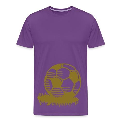Futbol T-Shirt - Men's Premium T-Shirt