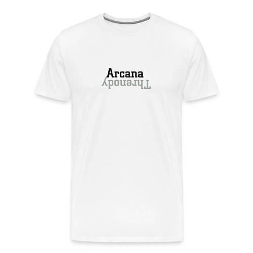 Arcana Threnody - Men's Premium T-Shirt