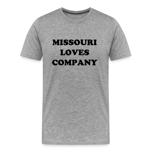 Missouri Loves Company - Men's Premium T-Shirt