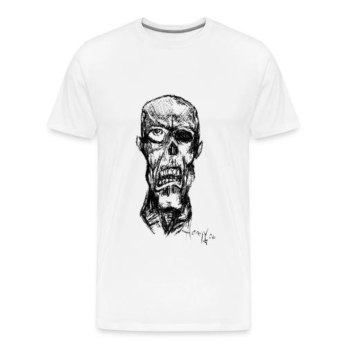 Zombie In My Nightmares - Men's Premium T-Shirt