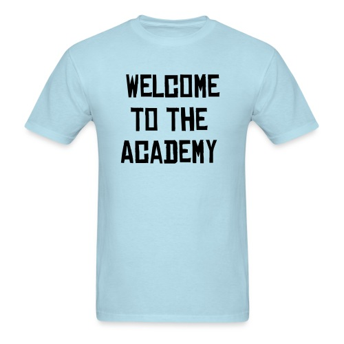Welcome to the Academy Tee 2010  - Men's T-Shirt