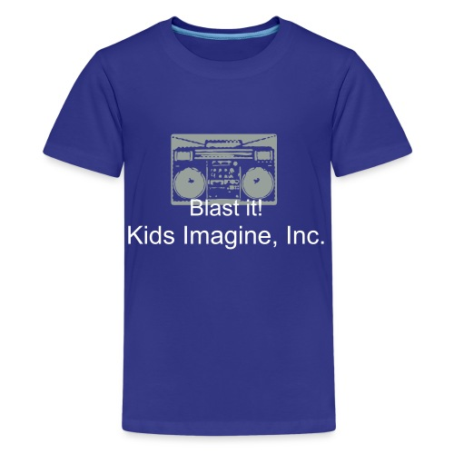 Blast It! - Kids' Premium T-Shirt