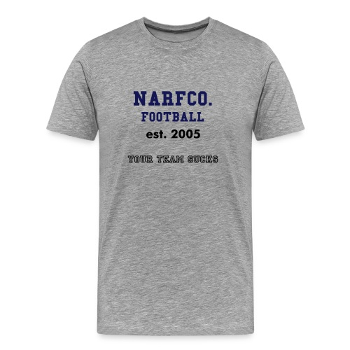 narfball - Men's Premium T-Shirt