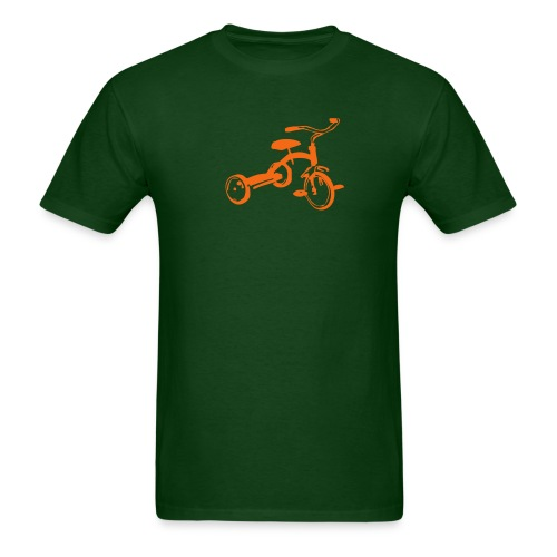 Tricycle T - Men's T-Shirt