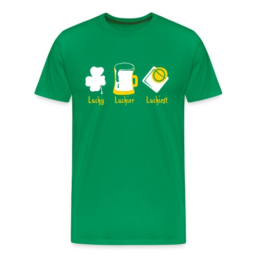 Lucky T - Men's Premium T-Shirt