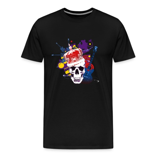 FUNKYTYPE - Men's Premium T-Shirt