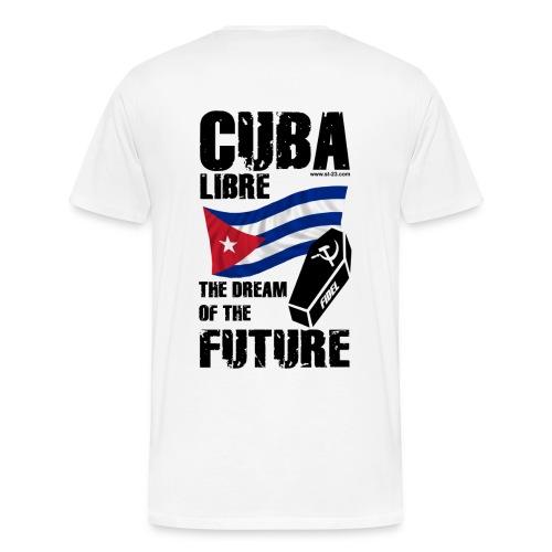 salsa t-shirt - Men's Premium T-Shirt