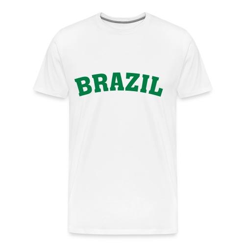 BRAZIL XXXL T-Shirt - Men's Premium T-Shirt