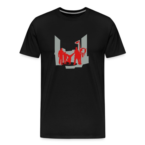 tshirt test - Men's Premium T-Shirt