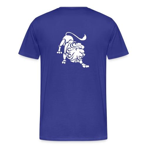 I'm A Leo - Men's Premium T-Shirt