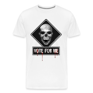 vote for me - Men's Premium T-Shirt