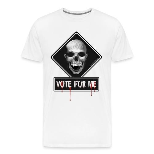 vote for me - Men's Premium T-Shirt