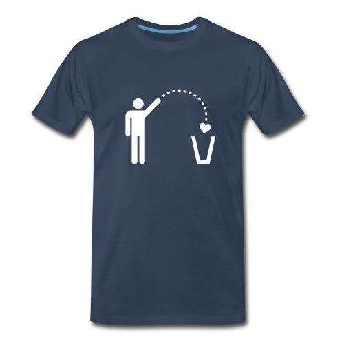 Stats - Men's Premium T-Shirt