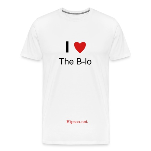 Loving the B-Lo - Men's Premium T-Shirt
