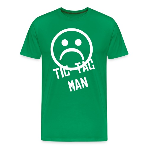 BIG DON...(TIC-TAC MAN TEE) - Men's Premium T-Shirt