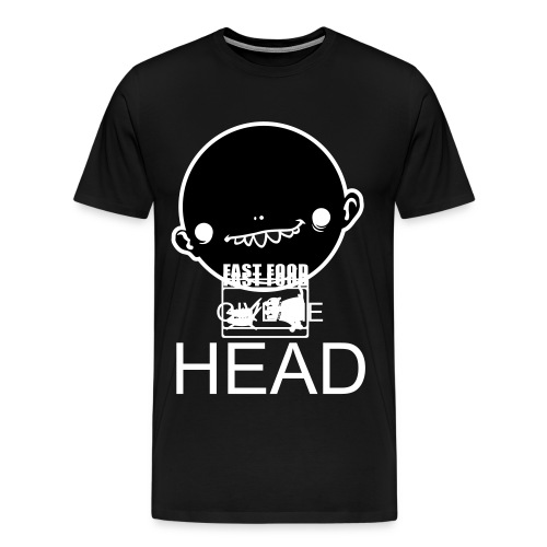 BIG HEAD! - Men's Premium T-Shirt
