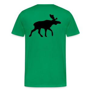 MOOSE - Men's Premium T-Shirt