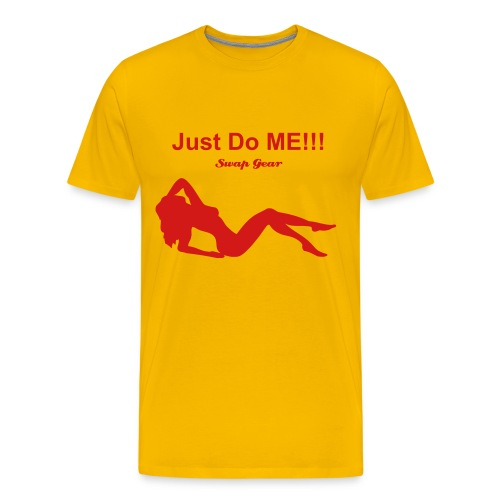 Do Me! - Men's Premium T-Shirt