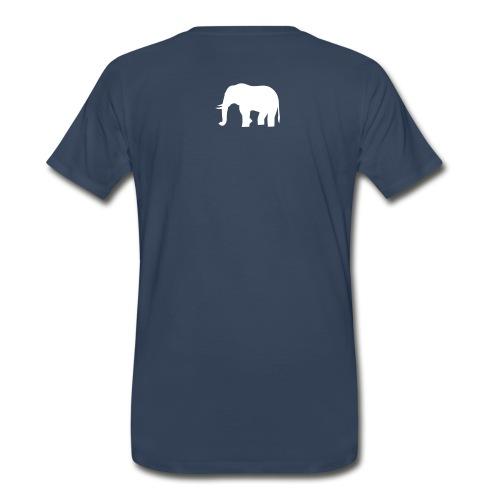 Elephant Tee - Men's Premium T-Shirt