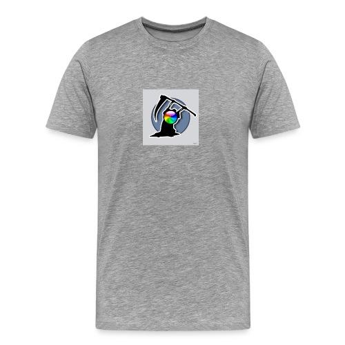 Beach Ball of Death #2 T-Shirt - Men's Premium T-Shirt