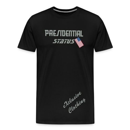 eXclusive Clothing Presidential Tee - Men's Premium T-Shirt