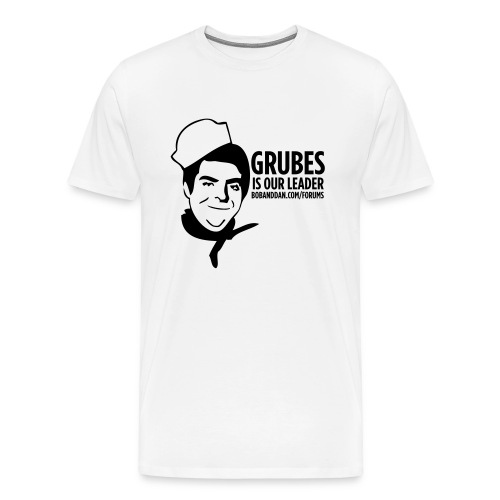 Grubes Forum Shirt - Men's Premium T-Shirt