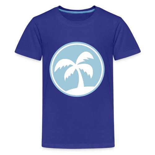 Palm Tree - Kids' Premium T-Shirt