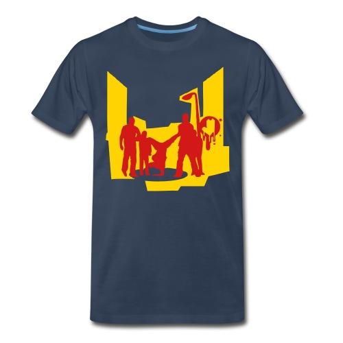 REPRESENT YOUR ID QUALITY & STYLE - Men's Premium T-Shirt