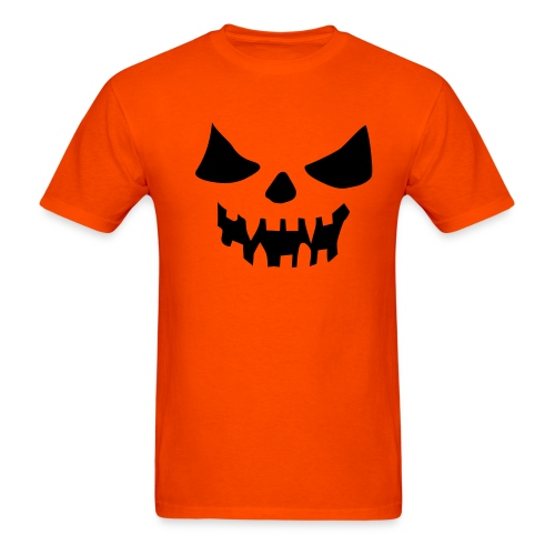 Scary face T - Men's T-Shirt