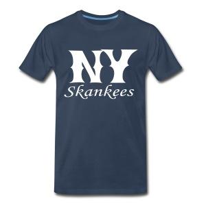 NY Skankees T-Shirt - Men's Premium T-Shirt