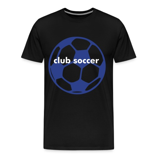 club soccer - Men's Premium T-Shirt