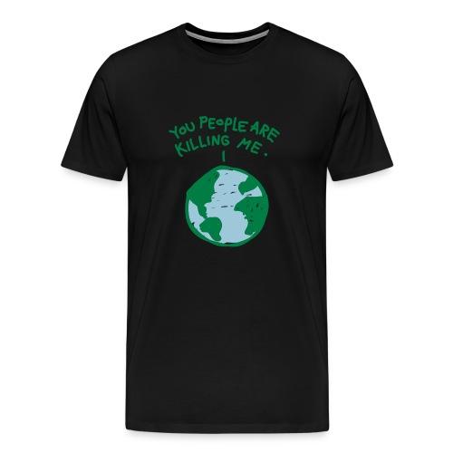 Killing Me - Men's Premium T-Shirt