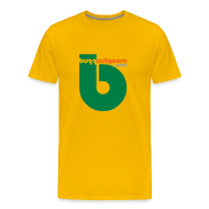 T-Shirts ~ Men's Premium T-Shirt ~ Buzzout Yellow