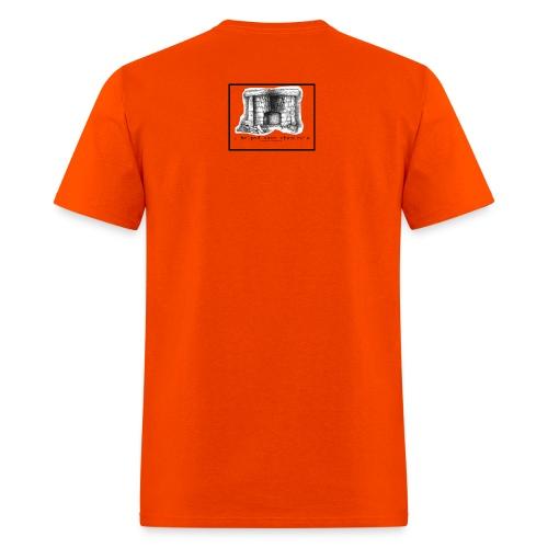 Save Chumley's: Men's Orange T - Men's T-Shirt