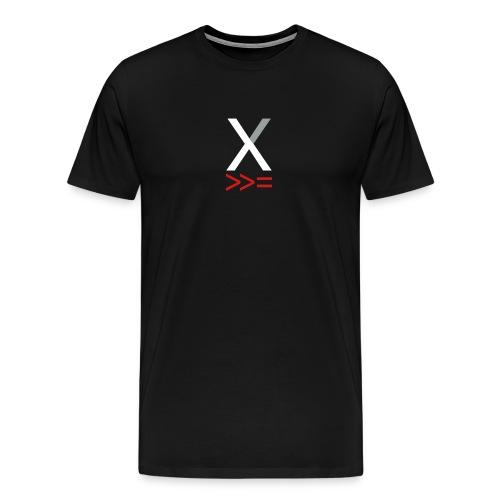 xmonad inverse - Men's Premium T-Shirt