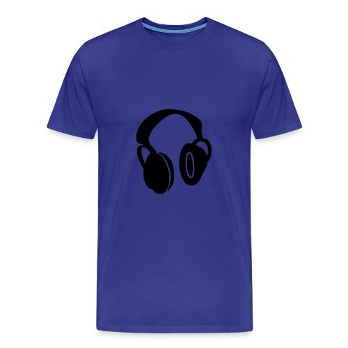 Mens Music - Men's Premium T-Shirt