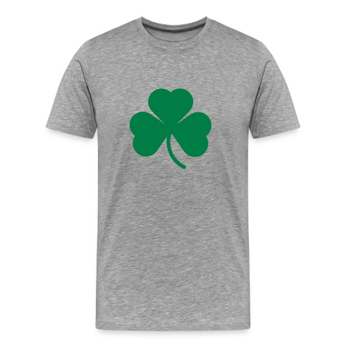 Shamrock - Men's Premium T-Shirt