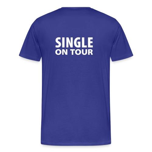 Audra Vig Tour T-Shirt - Men's Premium T-Shirt