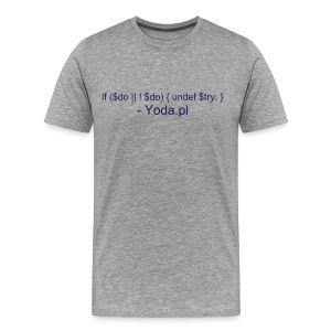 Yoda.pl - Men's Premium T-Shirt