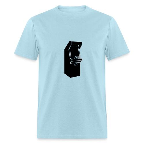 Blue Gamer Tee - Men's T-Shirt