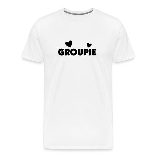 Men's Groupie T - Men's Premium T-Shirt