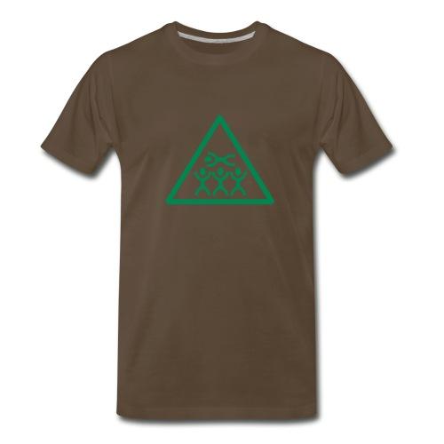 Audra Vig Mosh T-Shirt - Men's Premium T-Shirt