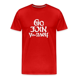 Go F Yourself - Men's Premium T-Shirt