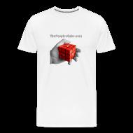 T-Shirts ~ Men's Premium T-Shirt ~ The People's Cube