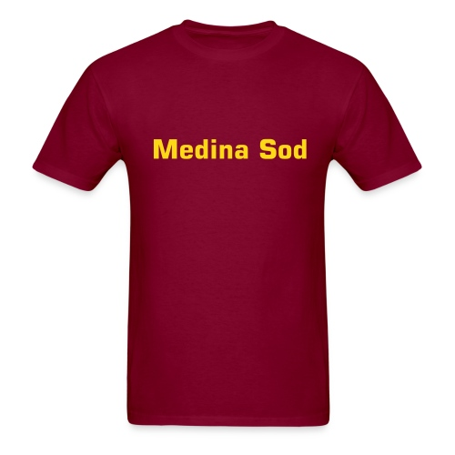 Simple and powerful - Men's T-Shirt