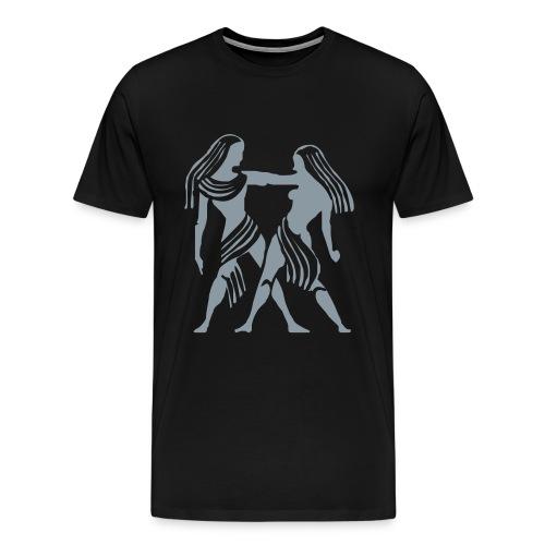 Urban Aristocrat Gemini Tee - Men's Premium T-Shirt