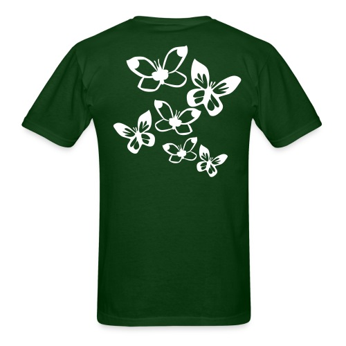 Shirabutterfly - Men's T-Shirt