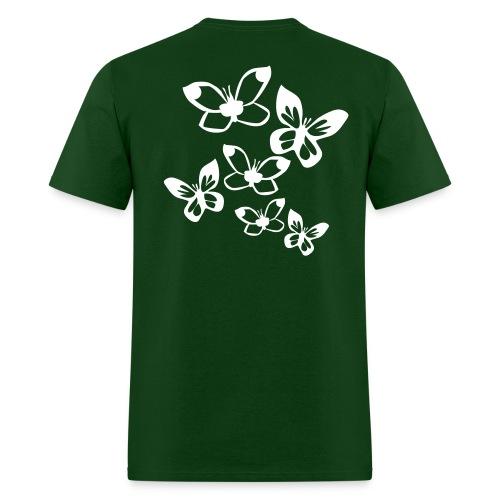 Shirabutterfly - Men's T-Shirt