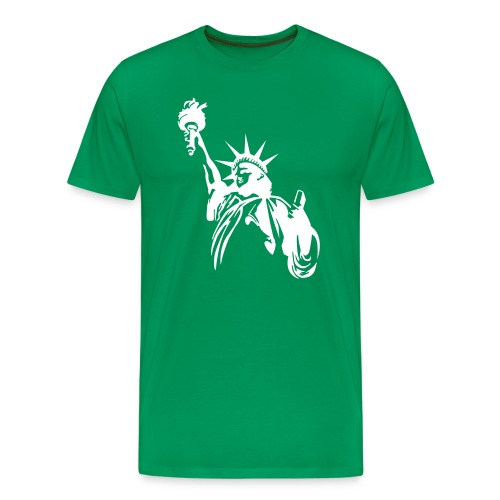 aightliberty - Men's Premium T-Shirt