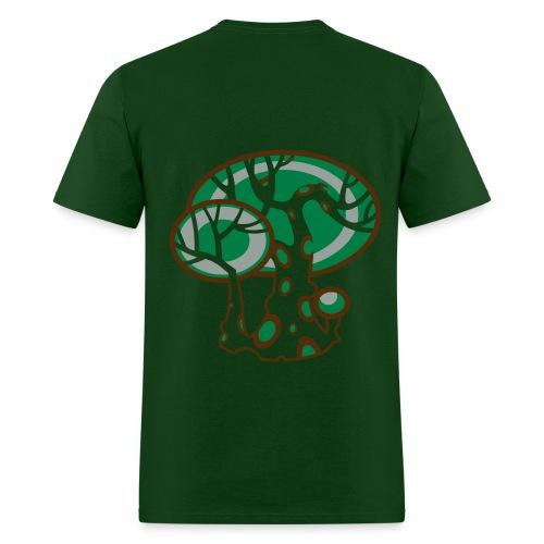 mossy oak camo t-shirt - Men's T-Shirt